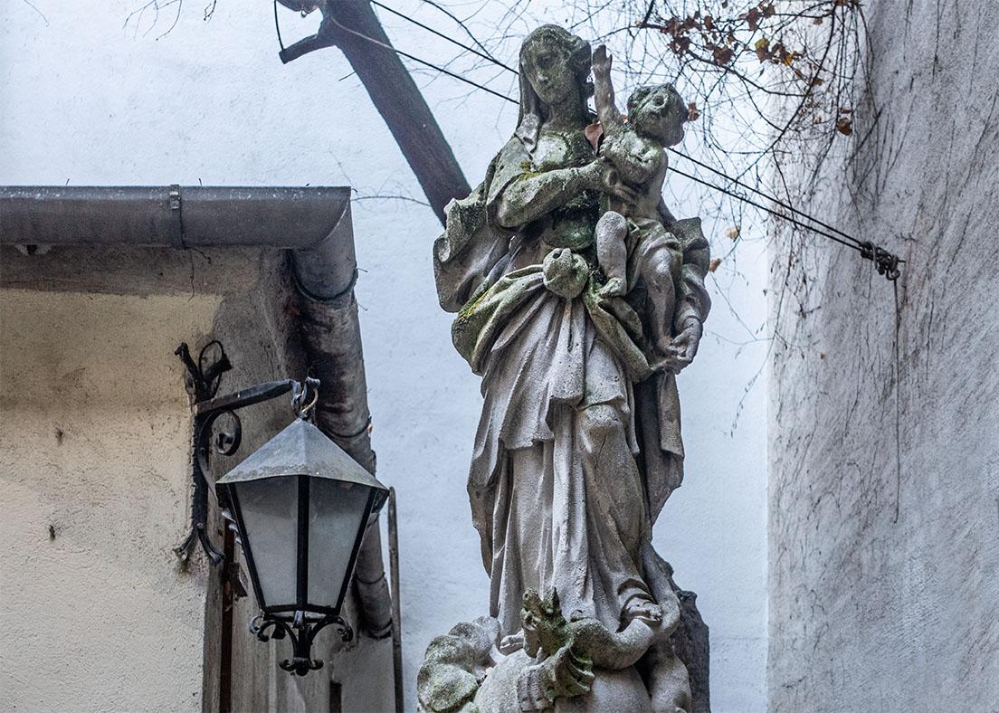 Maria Immaculata (c) STADTBEKANNT