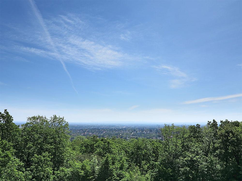 Aussicht Himmelswiese (c) STADTBEKANNT Jungwirth