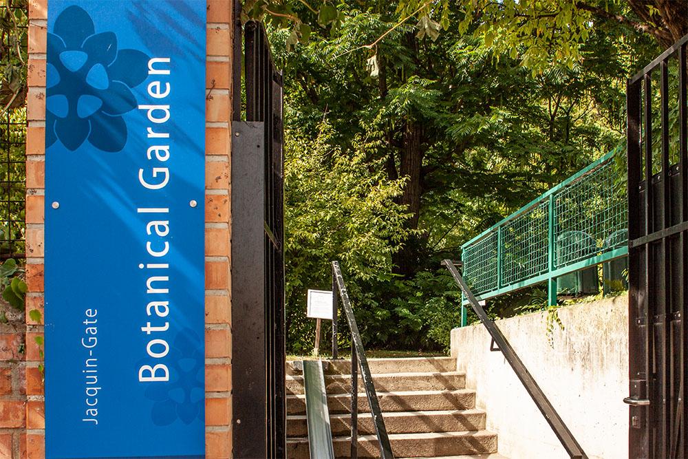 Botanischer Garten (c) STADTBEKANNT