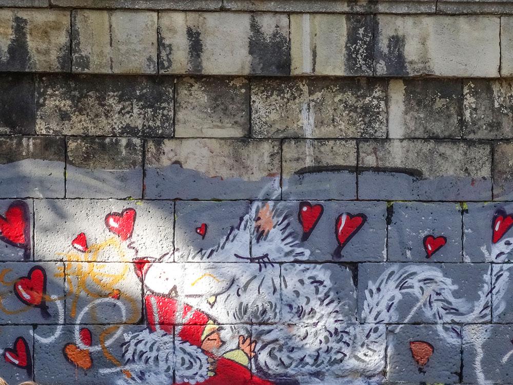 Donaukanal Graffiti (c) STADTBEKANNT