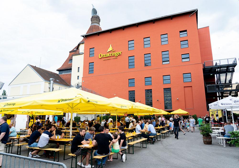 Ottakringer Bierfest 2020 Ottakringer Brauerei (c) ALBA Communications