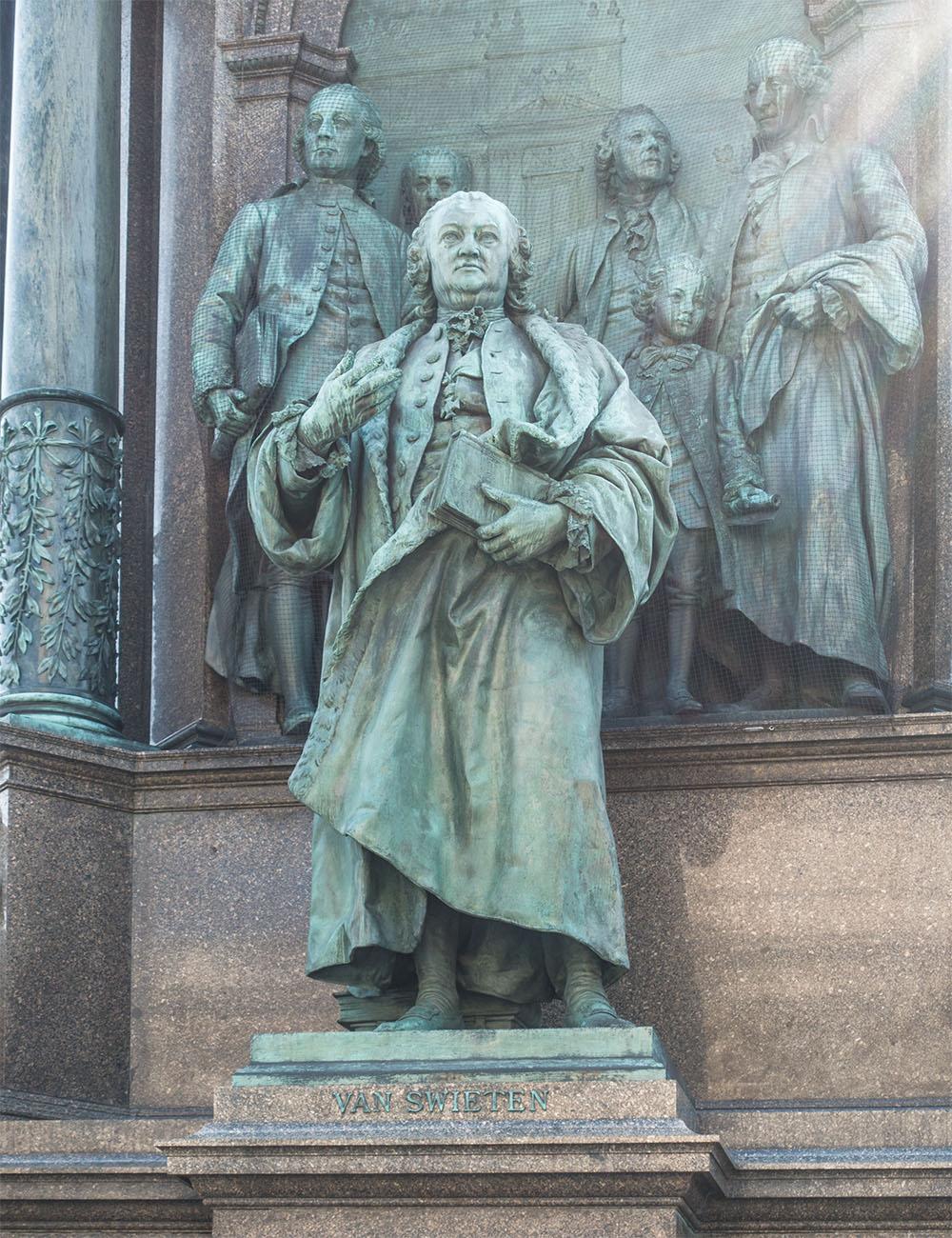 Gerhard van Swieten (c) STADTBEKANNT