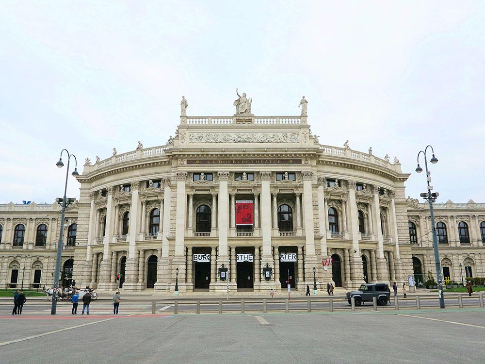 Burgtheater (c) STADTBEKANNT Jungwirth