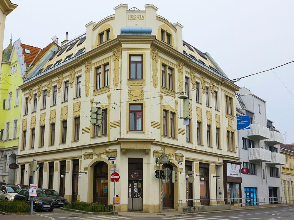 Café Stadtbahn (c) STADTBEKANNT Jungwirth