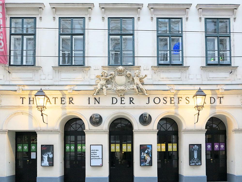 Theater in der Josefstadt (c) STADTBEKANNT Jungwirth