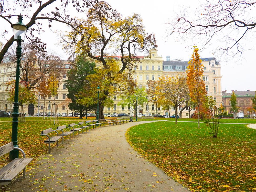 Votivpark (c) STADTBEKANNT Jungwirth
