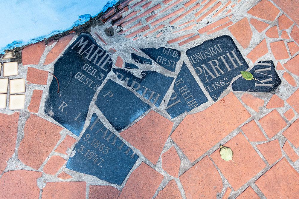 Das Hundertwasser-Haus Steine (c) STADTBEKANNT