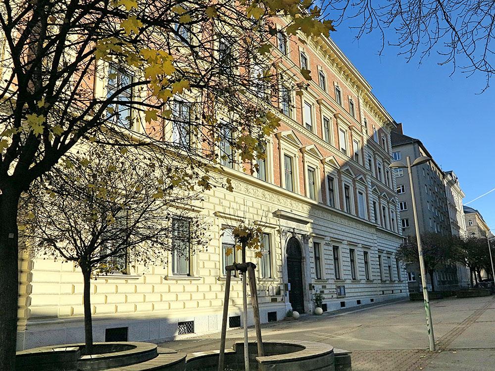Gymnasium Wasagasse (c) STADTBEKANNT Jungwirth