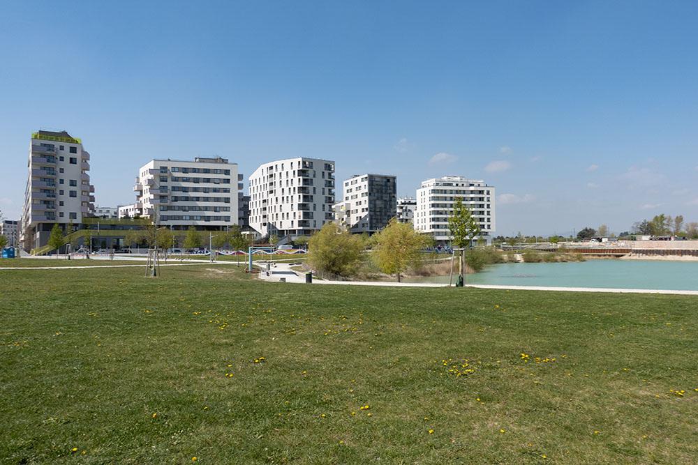Seestadt Aspern (c) STADTBEKANNT